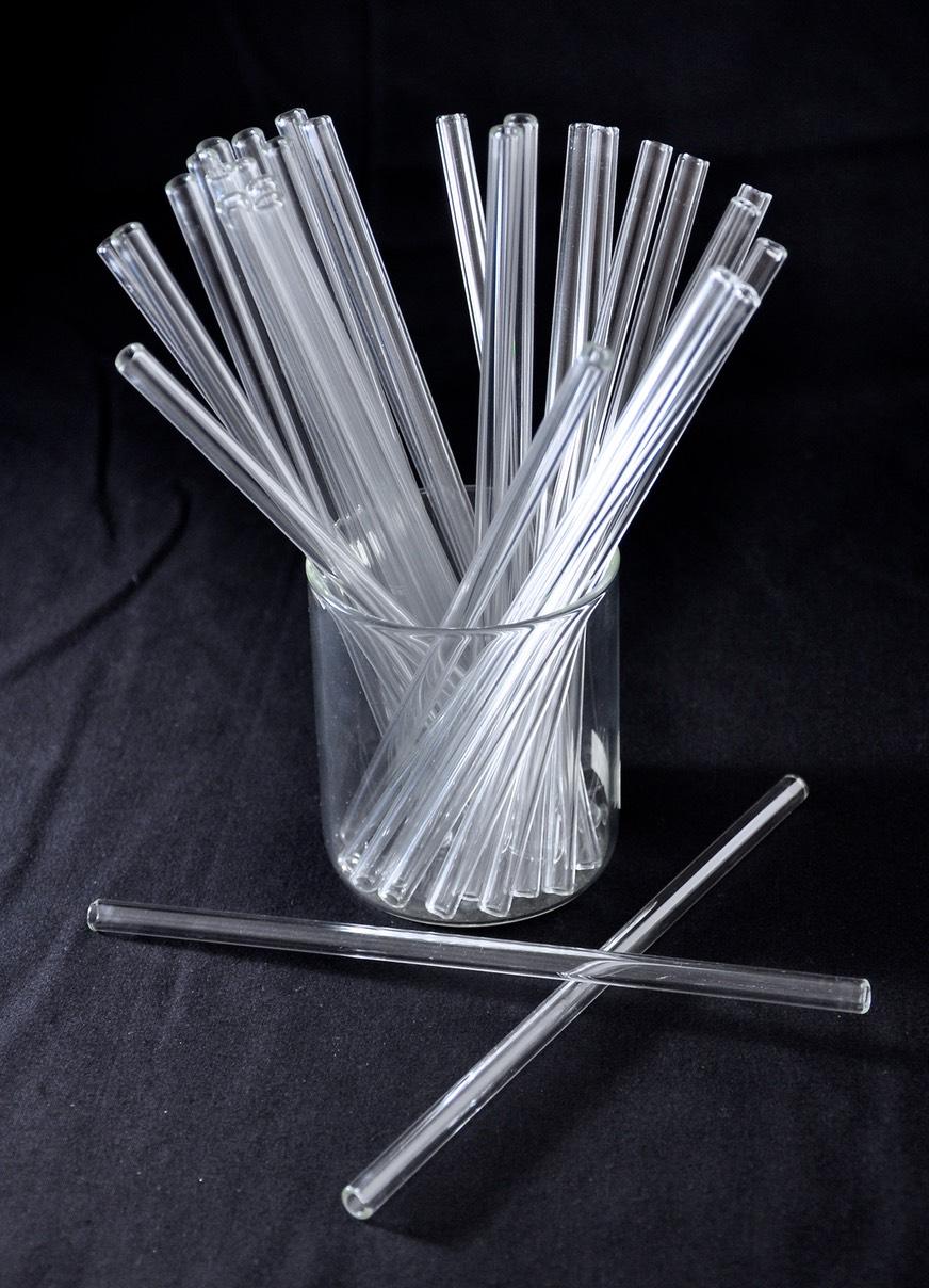 Glass Straws | G B S  Glass Blowing